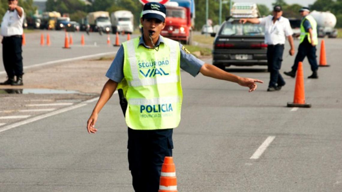 policia seguridad vial