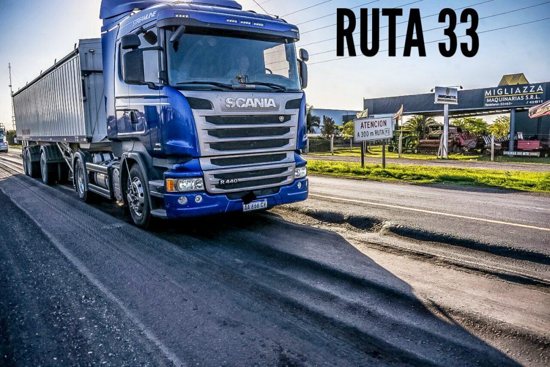 Ruta 33