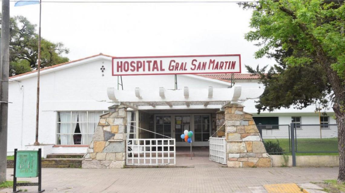 Hospital San Martín Firmat