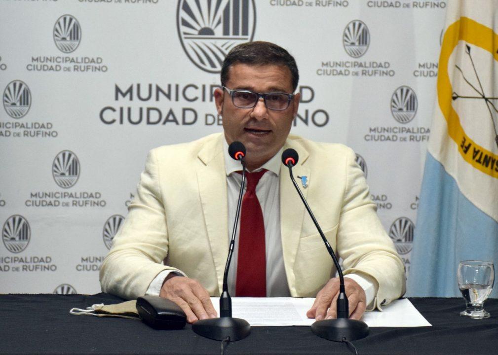 Rufino Inicio de sesiones ordinarias del Concejo Deliberante