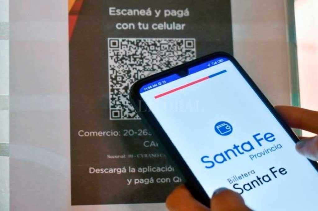 Billetera Santa Fe