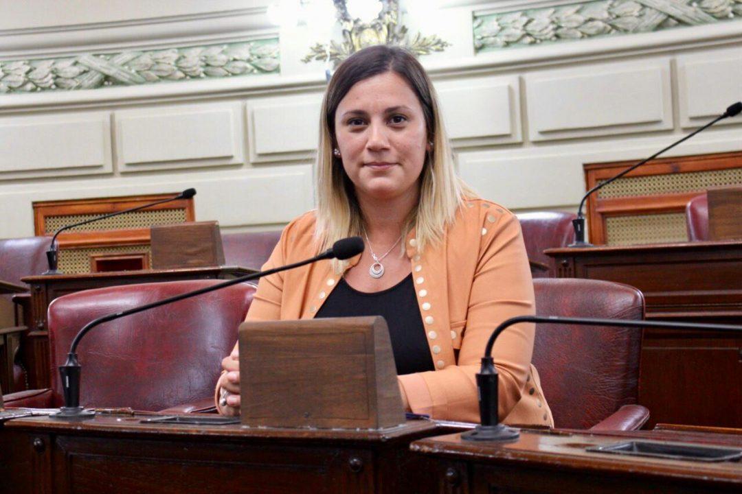 Diputada Georgina Orciani