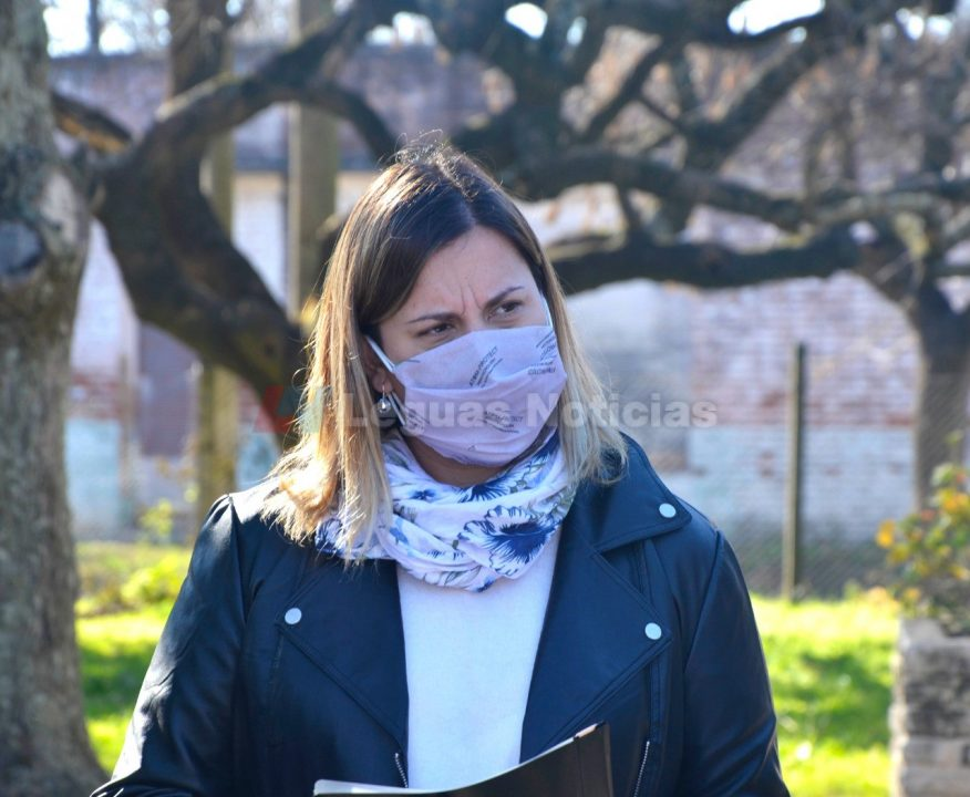 Georgina Orciani - Leguas Noticias